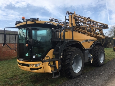 Challenger - RG655 - Self Propelled Sprayer