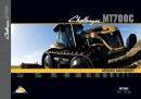 Challenger MT700C series tracked tractors