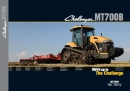 Challenger MT700B series tracked tractors