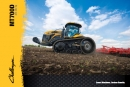 Challenger MT700D series tracked tractors