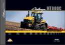 Challenger MT800C series tracked tractor brochure