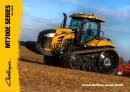 Challenger MT700E Series Tracked Tractor Brochure