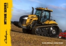 Challenger MT700E Series Tracked Tractor Specification