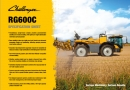 Challenger Rogator RG600C series Sprayer Specification