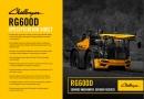 Challenger Rogator RG600D Series Spec Sheet
