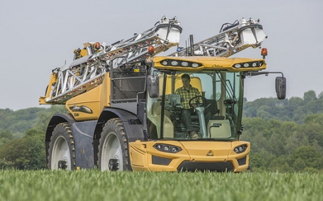Challenger RG600D Series Rogator Self Propelled Sprayers